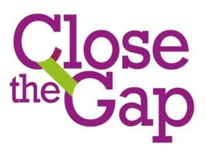 logo close the gap